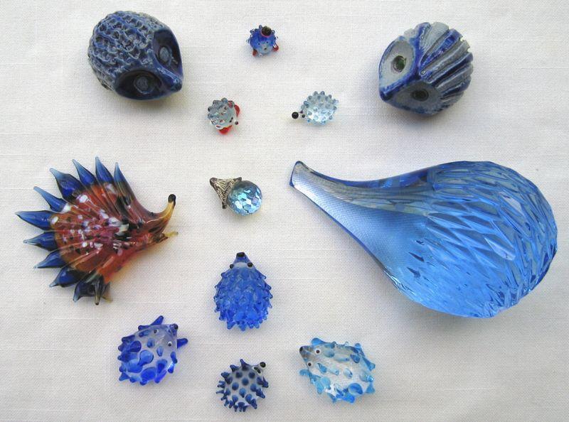 Bluehedgehogs