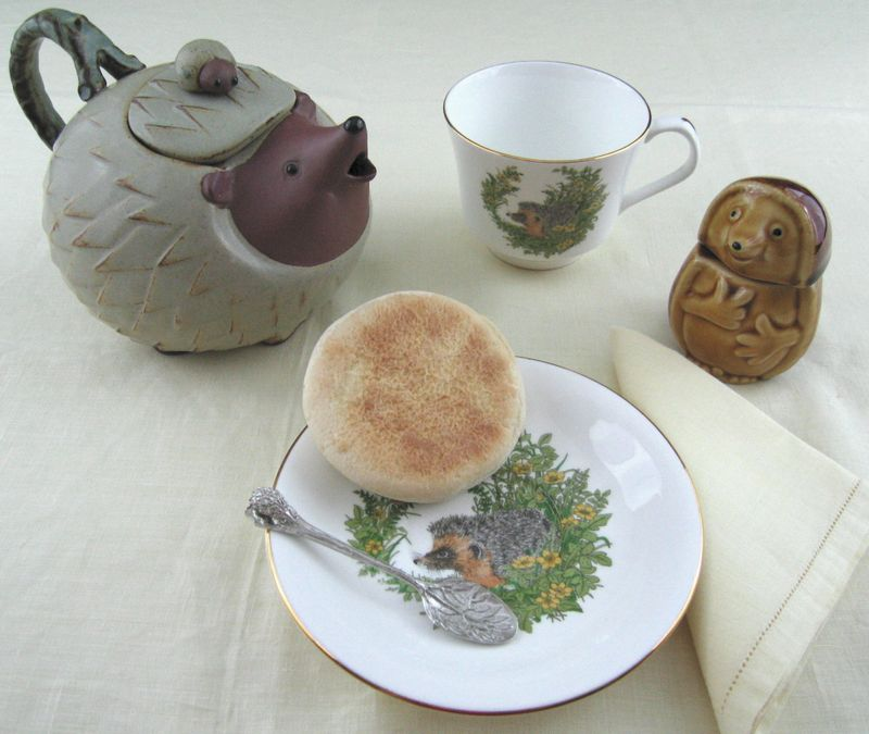 Hedgehogteapot
