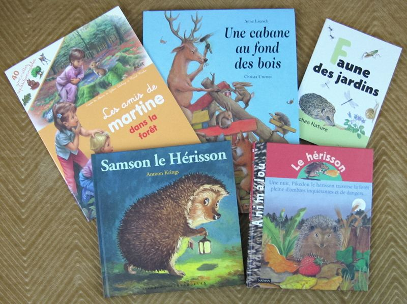 Hedgehogfrenchbooks