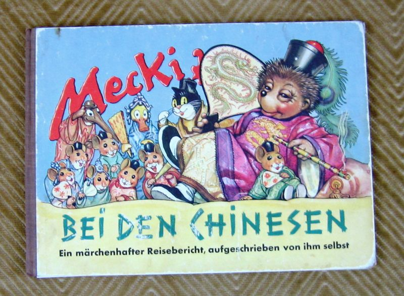 Meckibook