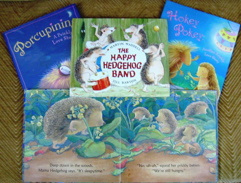 Hedgehogstorybooks
