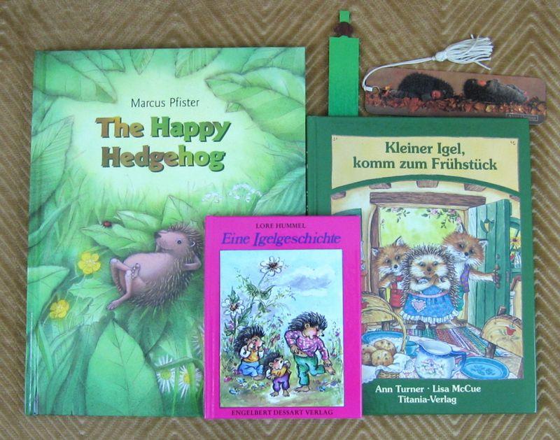 Hedgehoggermanbooks