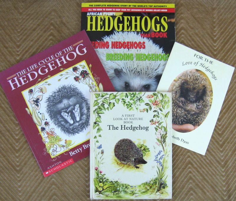 Hedgehognaturebooks