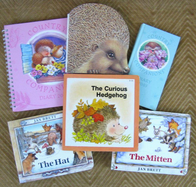 Hedgehogsmallbooks