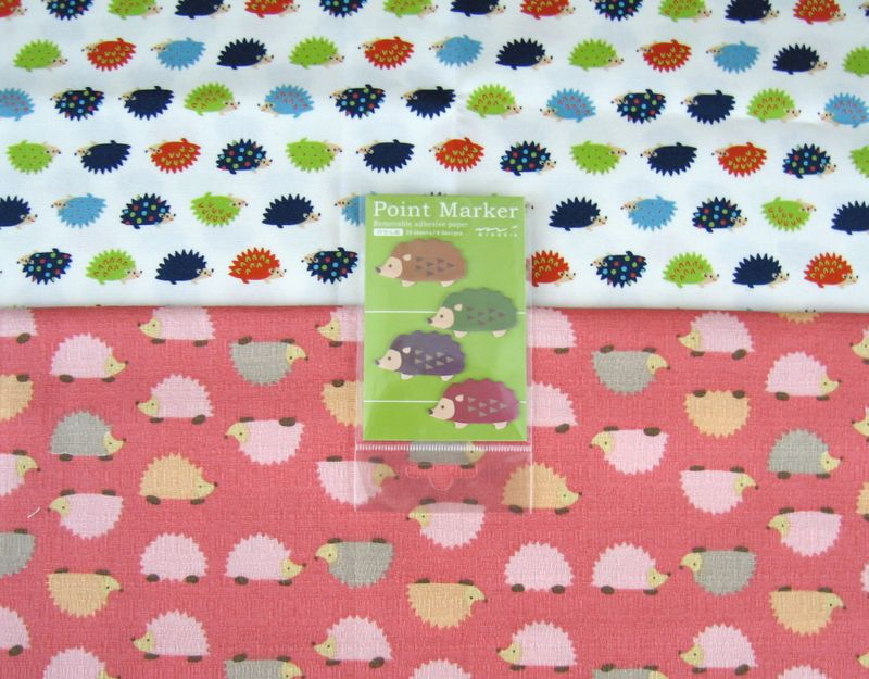 Hedgehogbrightfabric