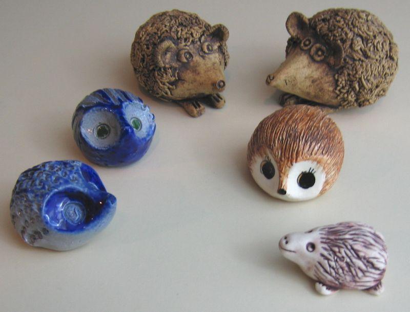 Frenchnzclayhedgehogs