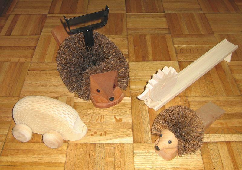 Woodhedgehogs