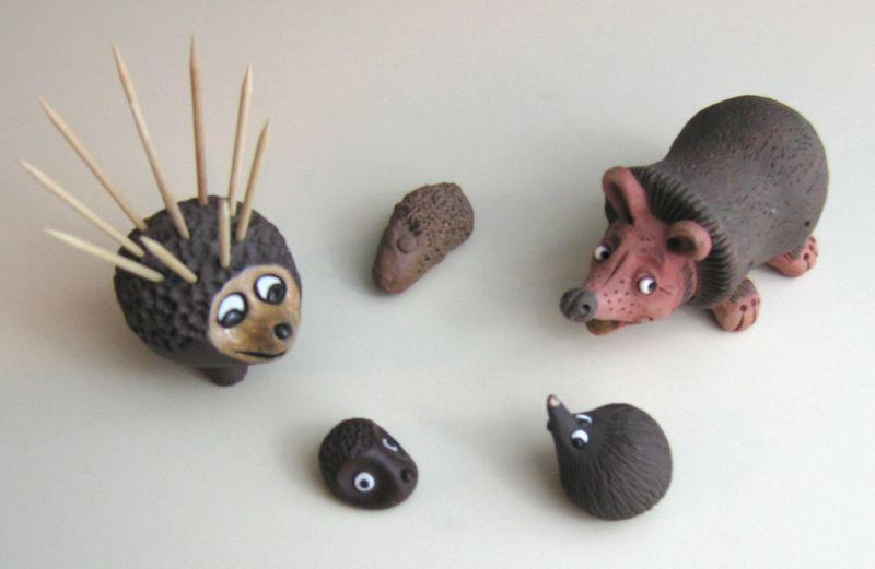 Germanclayhedgehogs