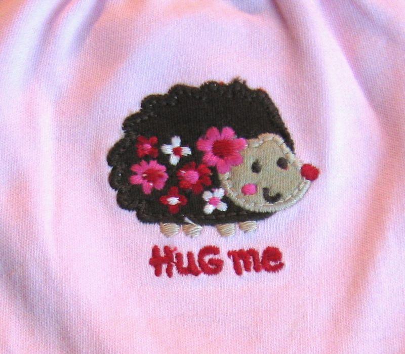 Hedgehogbabyshirt