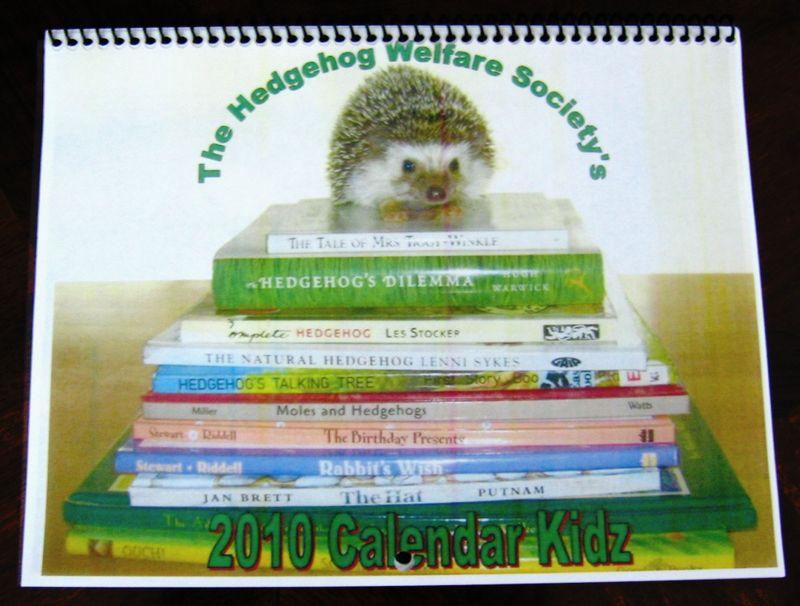 Hedgehogcalendar