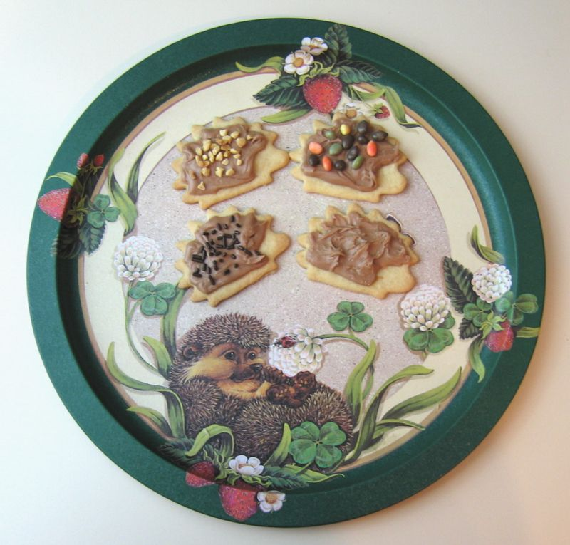 Hedgehogcookies