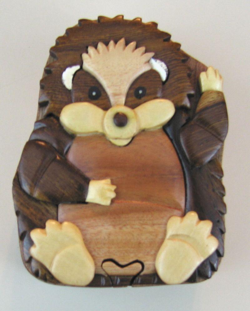 Hedgehogwoodbox