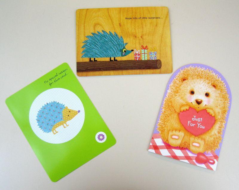 Hedgehogcards