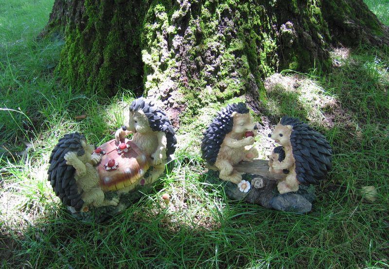 Checkershedgehogs