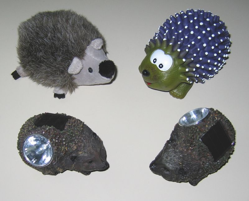 Hedgehogtoyslights