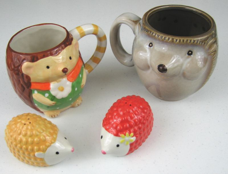 Hedgehogmugs