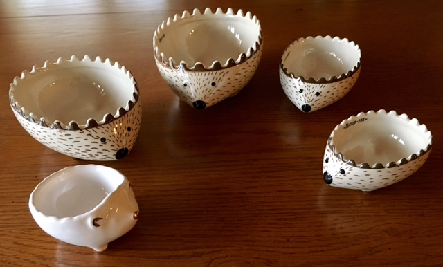 Hedgehogcups